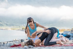 benefits of yoga make you grow beyond the mat