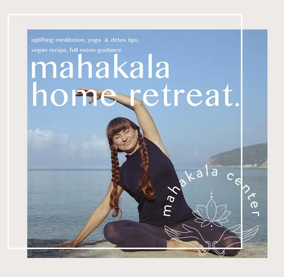 home yoga retreat in europe free online retreat