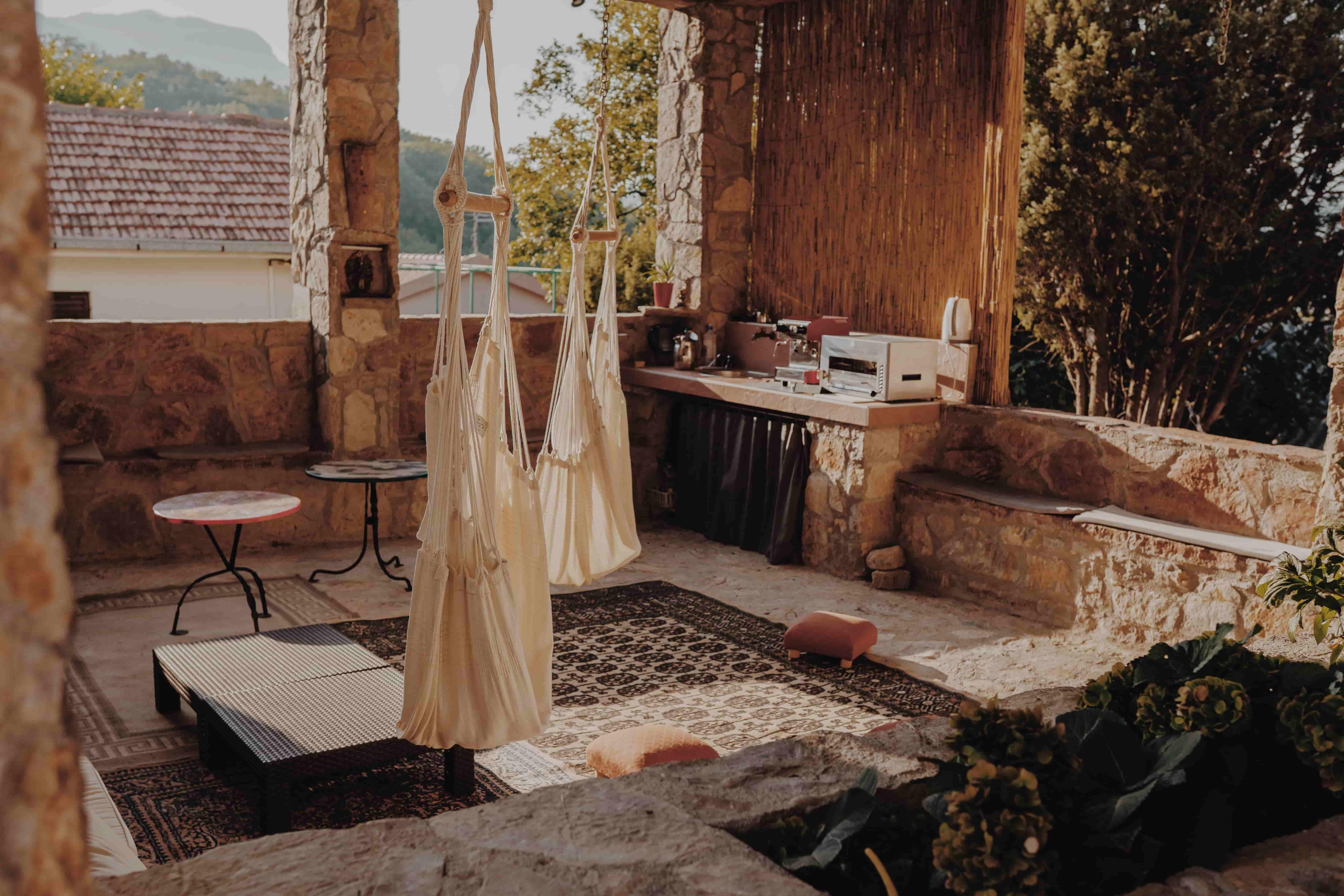 Mahakala-lounge